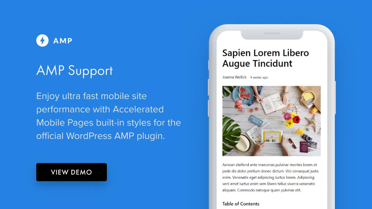 Expertly - WordPress Blog & Magazine Theme for Professionals - 11