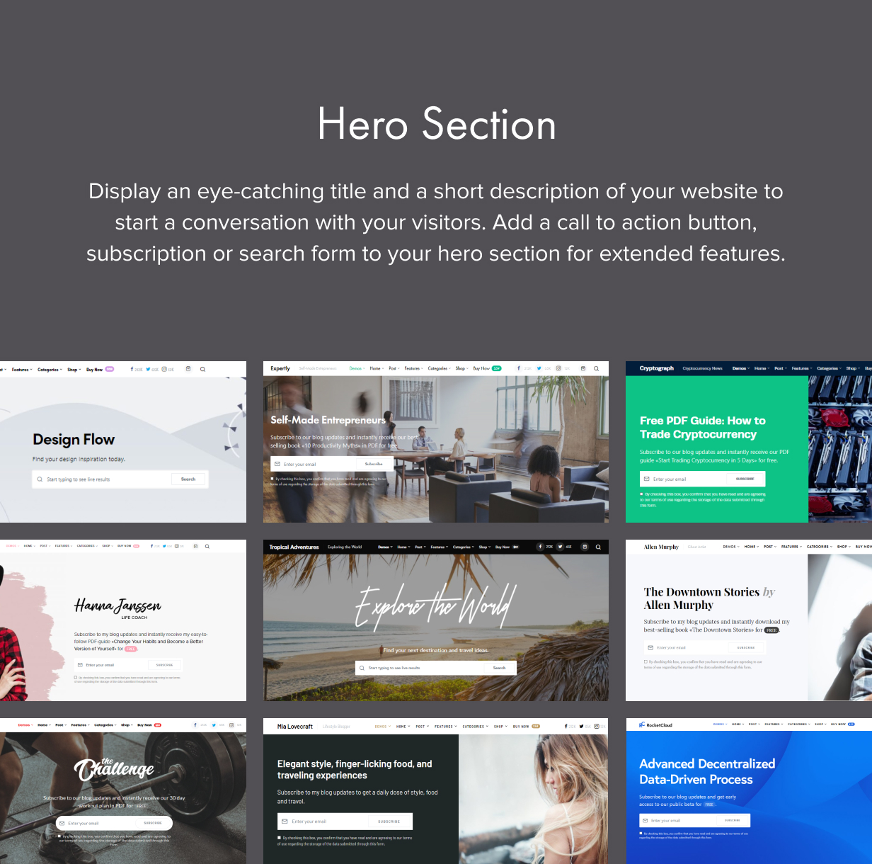 Expertly - WordPress Blog & Magazine Theme for Professionals - 3