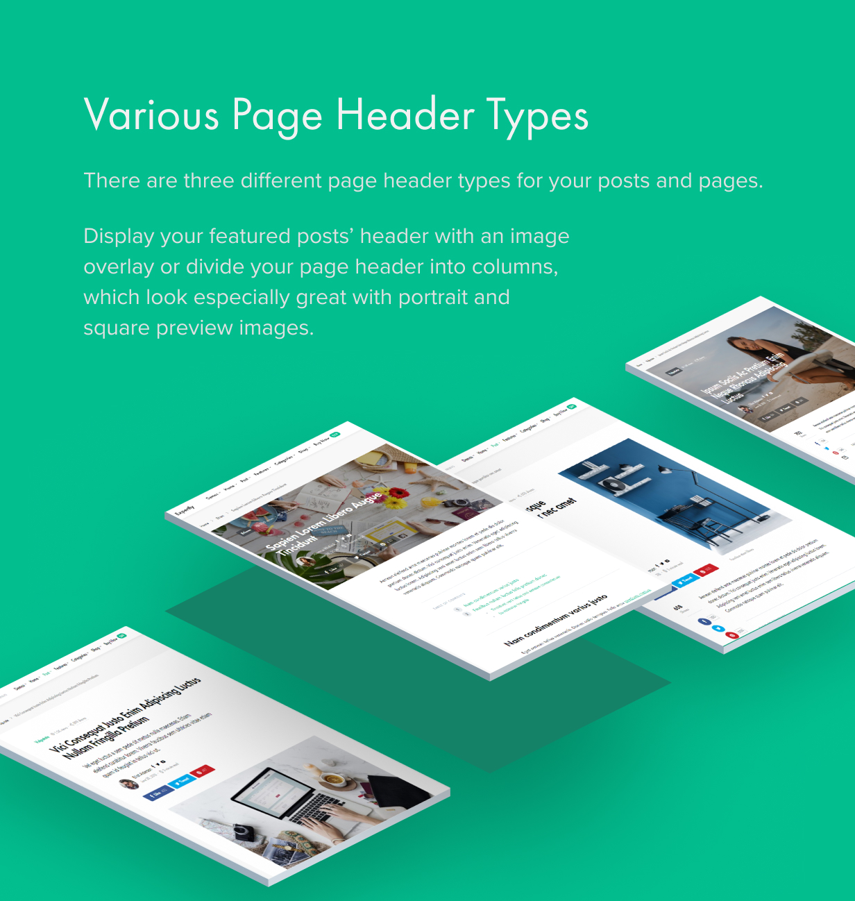 Expertly - WordPress Blog & Magazine Theme for Professionals - 22