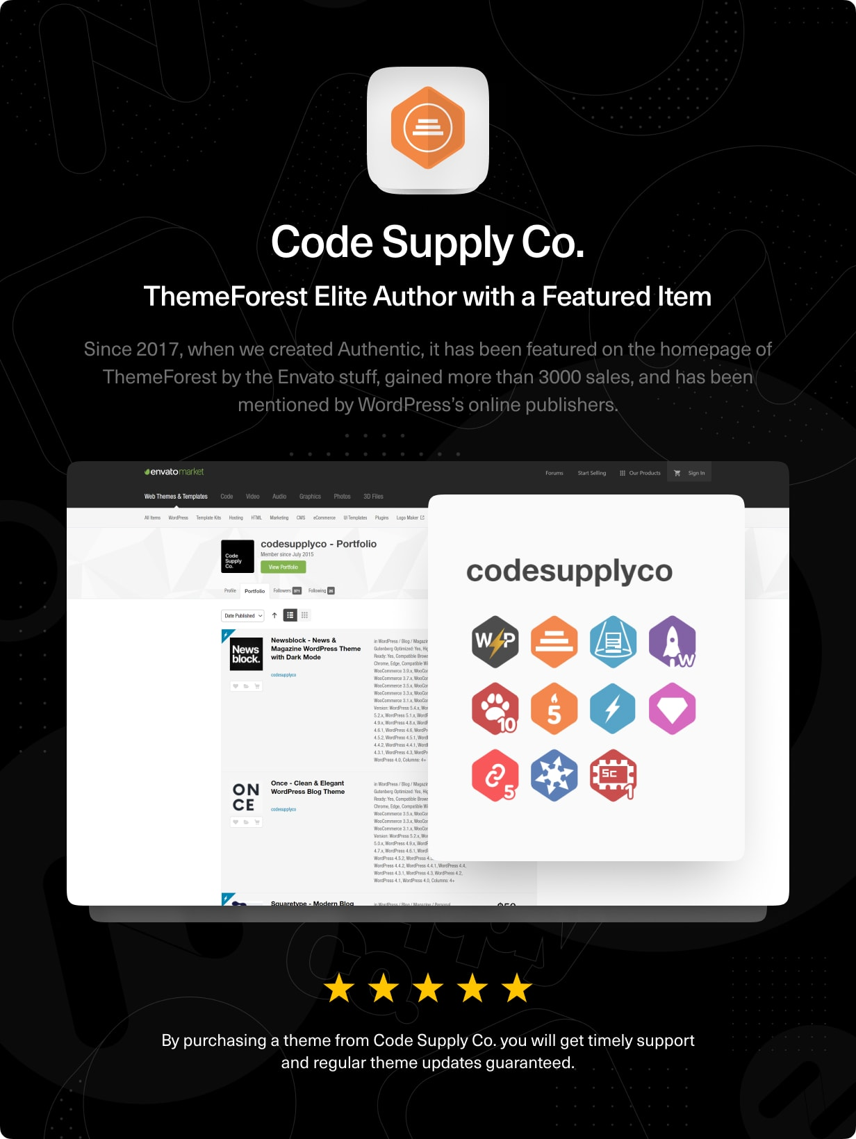 Networker - Tech News WordPress Theme with Dark Mode - 32