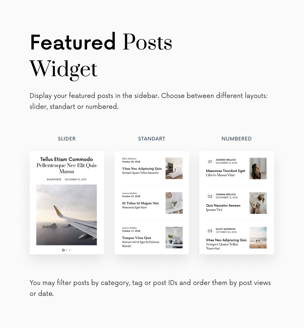 Once: Clean and Stylish WordPress Blog Theme - 43