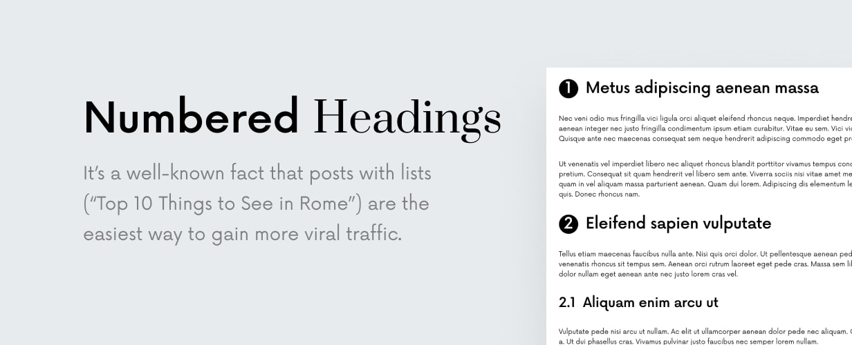 Once: Clean and Stylish WordPress Blog Theme - 58