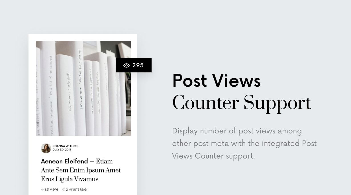 Once - Clean & Elegant WordPress Blog Theme - 51