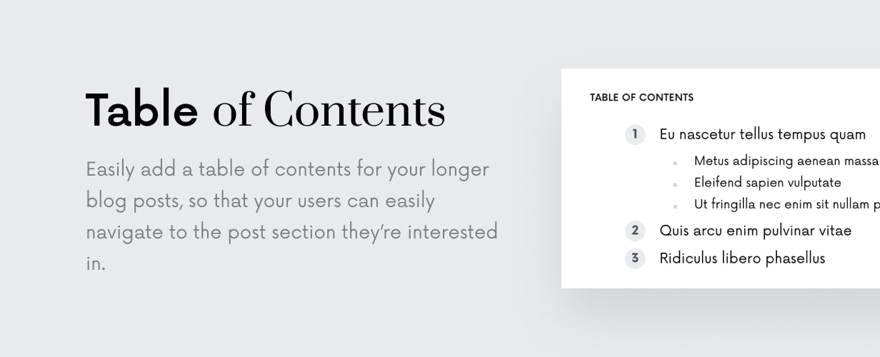 Once: Clean and Stylish WordPress Blog Theme - 57