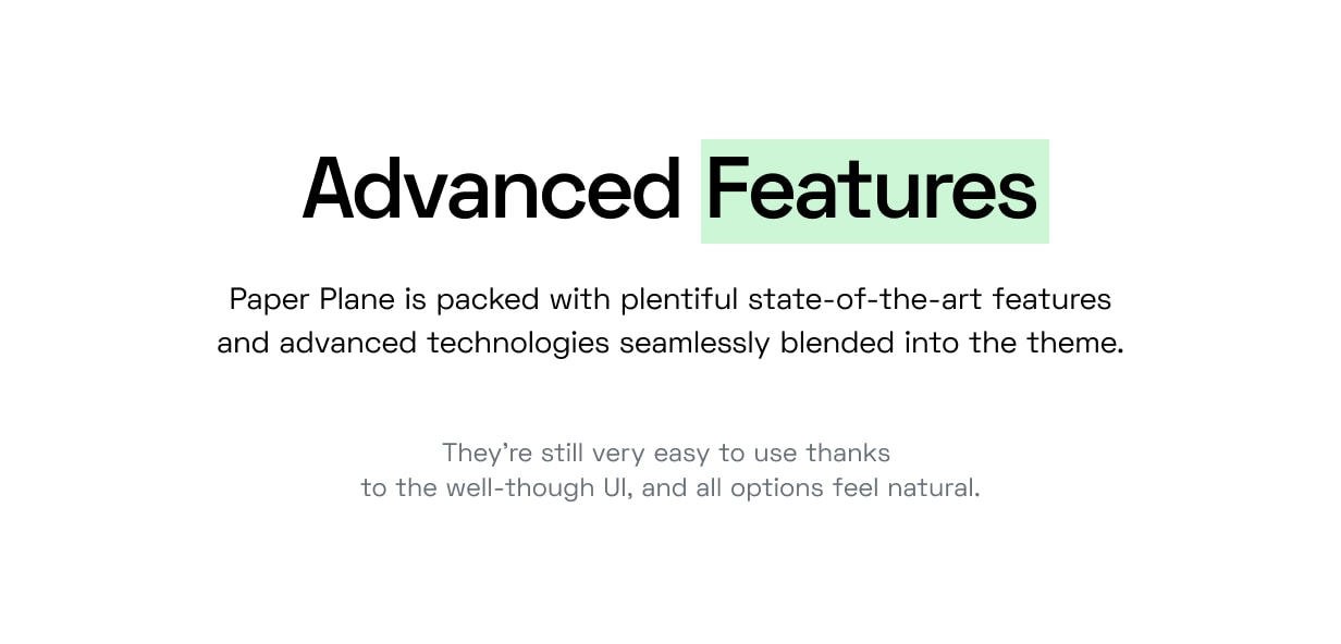 Paper Plane - Easy to Use WordPress Blog Theme - 9