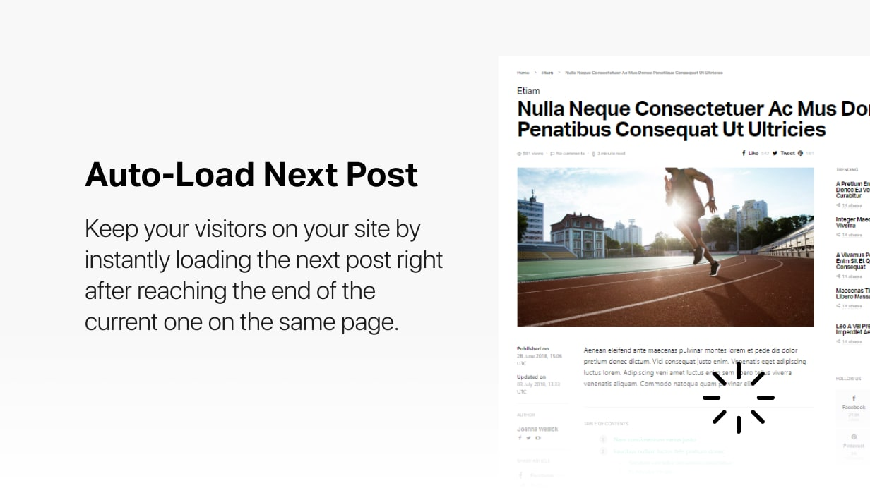 Spotlight - Feature-Packed News & Magazine WordPress Theme - 6