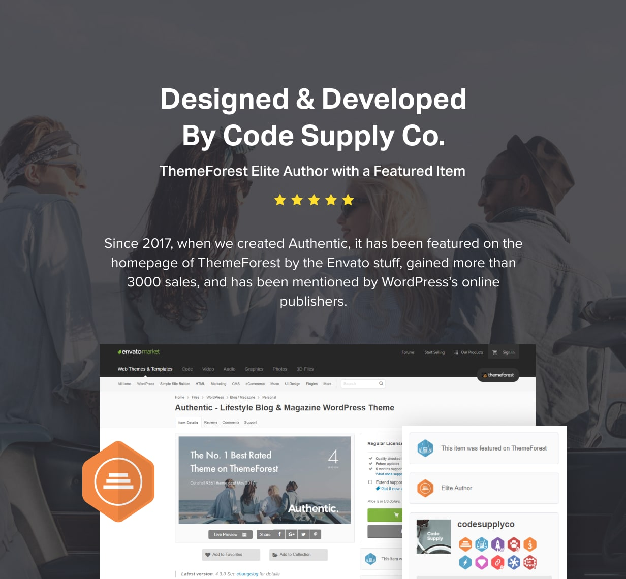 Spotlight - Feature-Packed News & Magazine WordPress Theme - 64