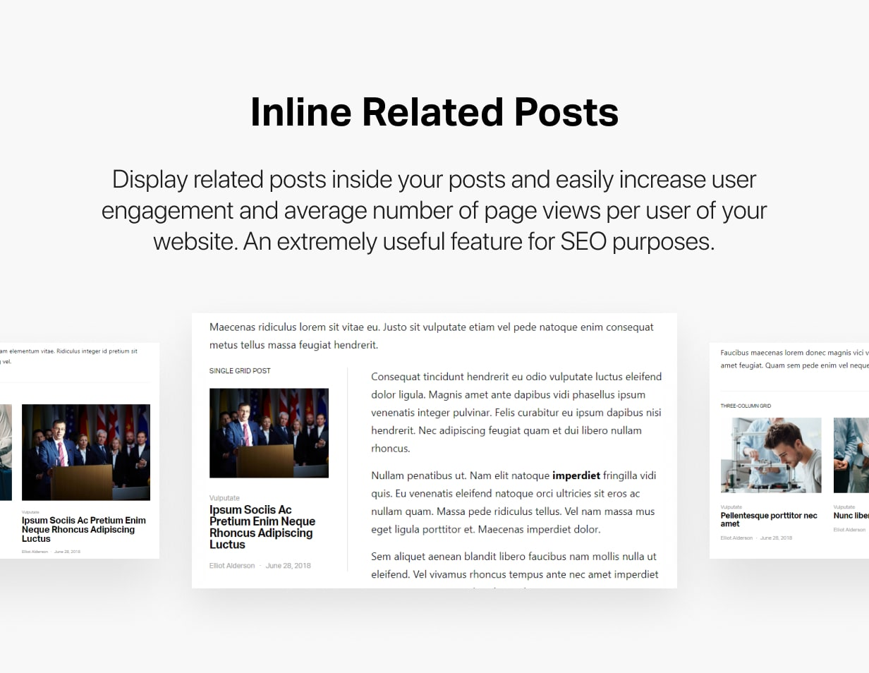 Spotlight - Feature-Packed News & Magazine WordPress Theme - 8
