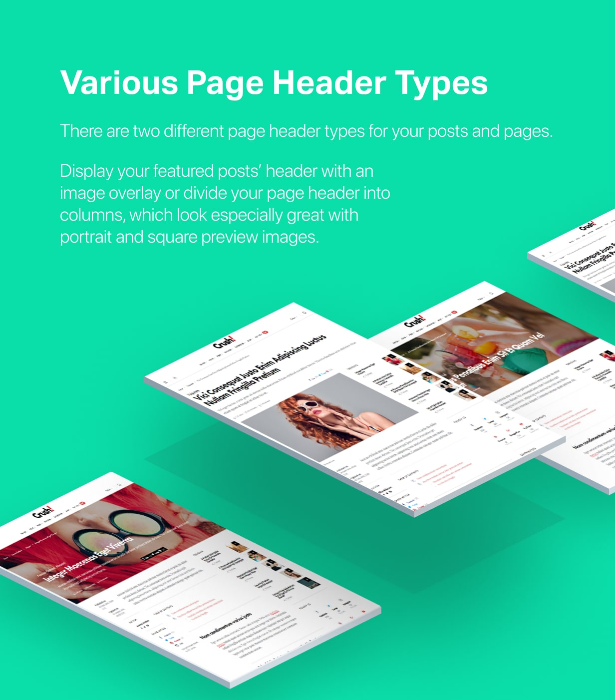 Spotlight - Feature-Packed News & Magazine WordPress Theme - 13