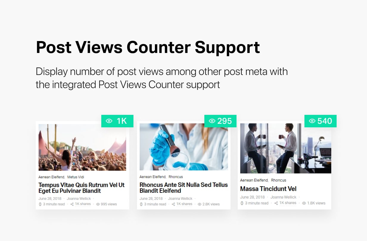 Spotlight - Feature-Packed News & Magazine WordPress Theme - 11