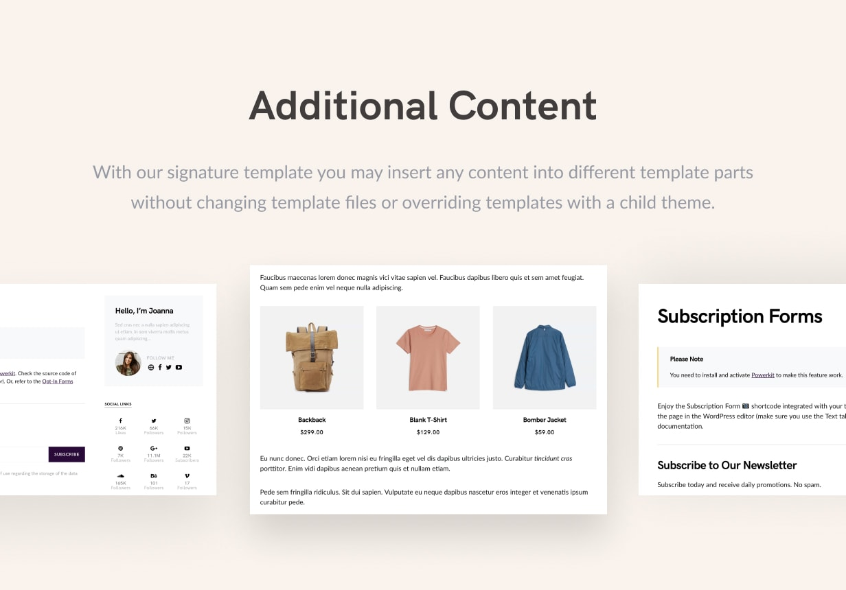 Squaretype - Modern Blog WordPress Theme - 37