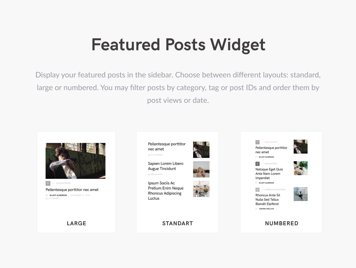 Squaretype - Modern Blog WordPress Theme - 49