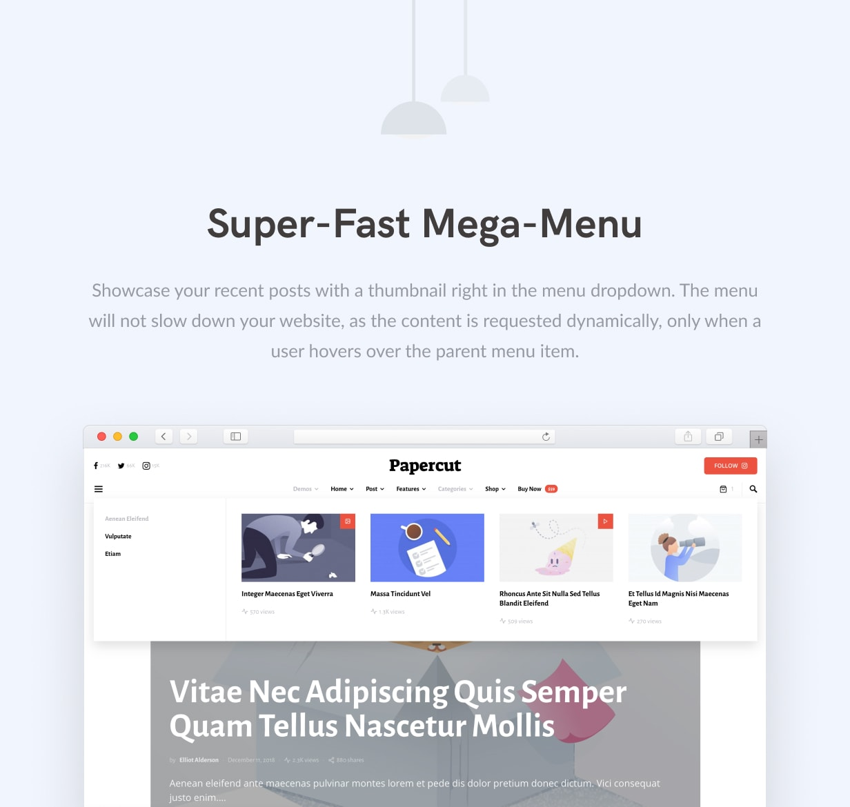 Squaretype - Modern Blog WordPress Theme - 22