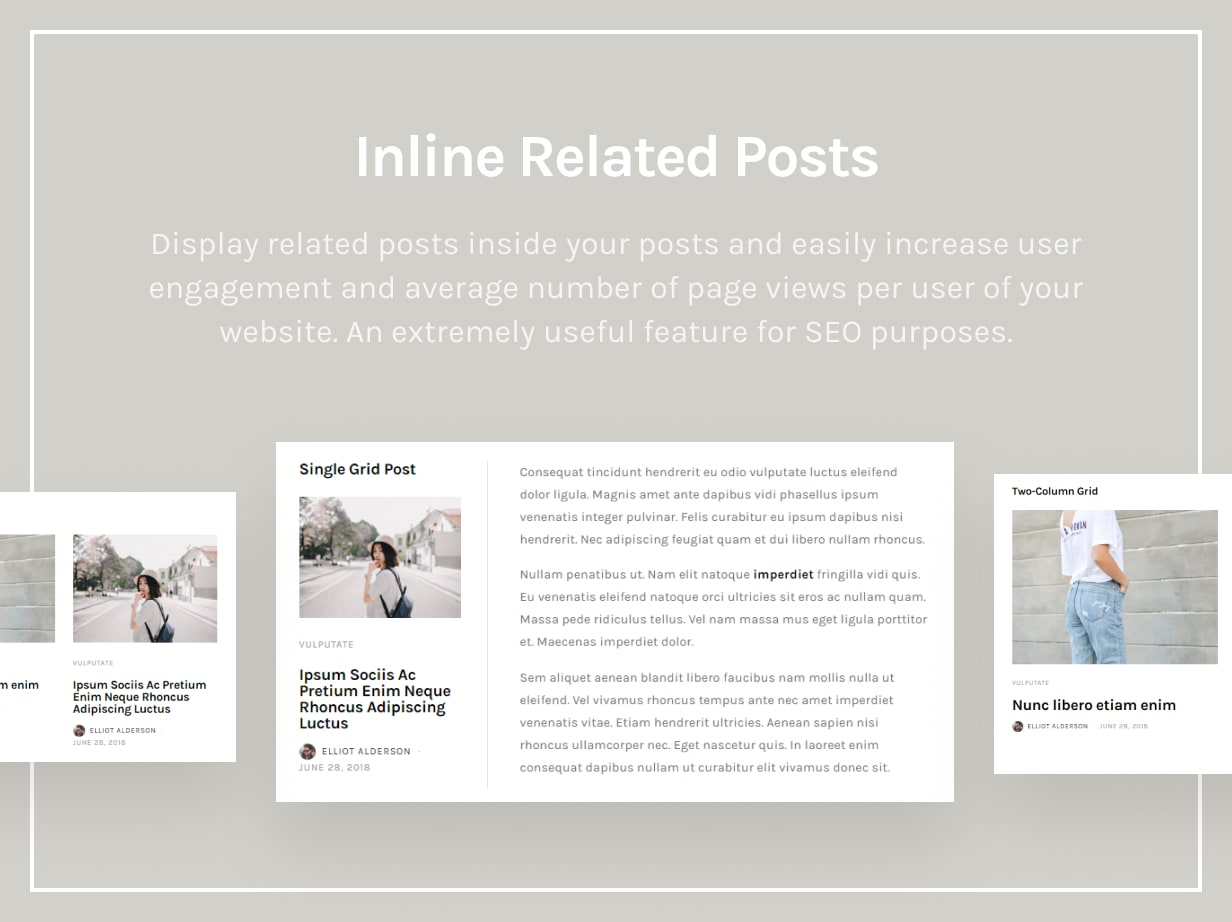 The Affair - Creative Theme for Personal Blogs and Magazines - 11