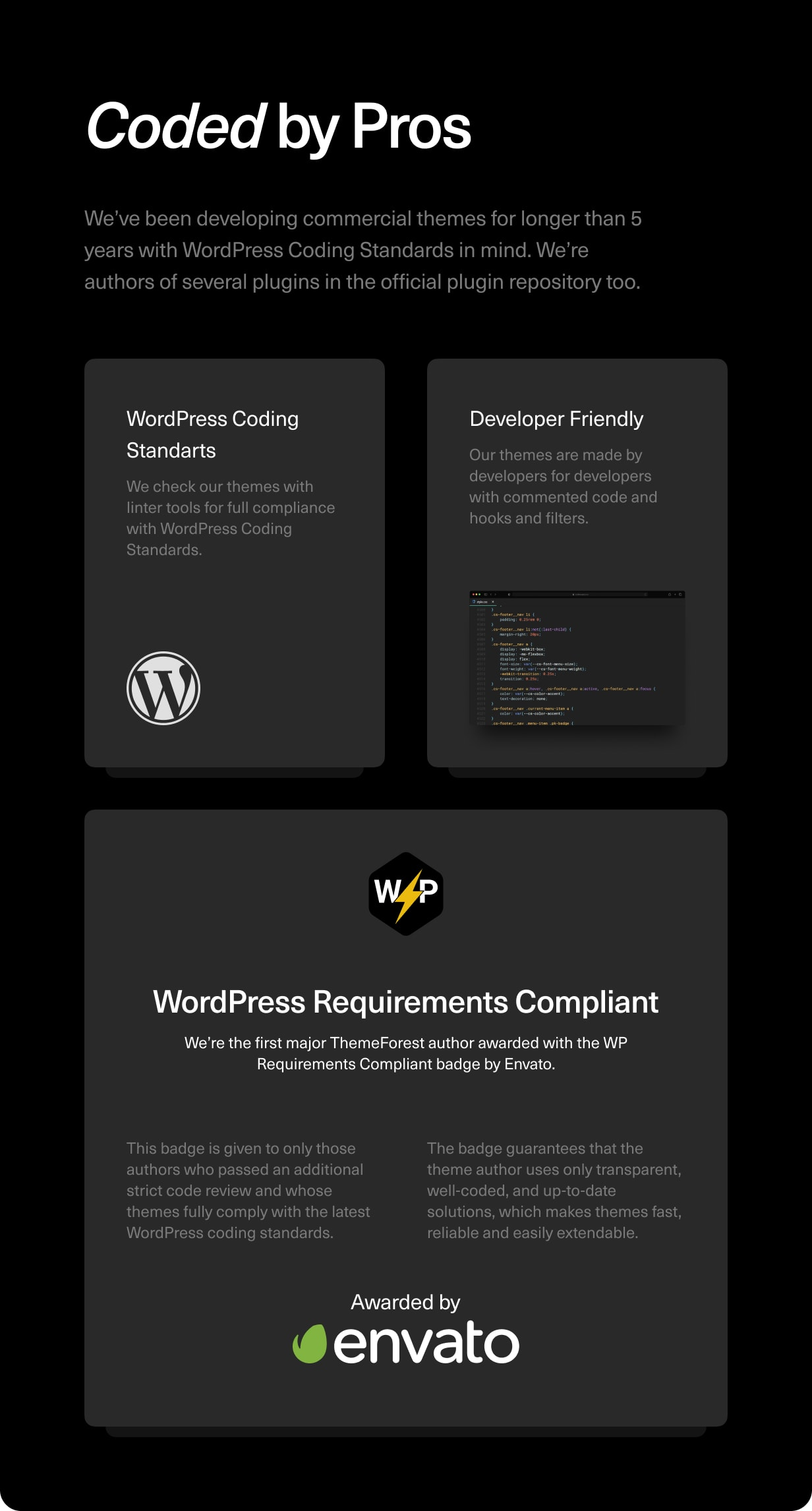Uppercase - WordPress Blog Theme with Dark Mode - 21