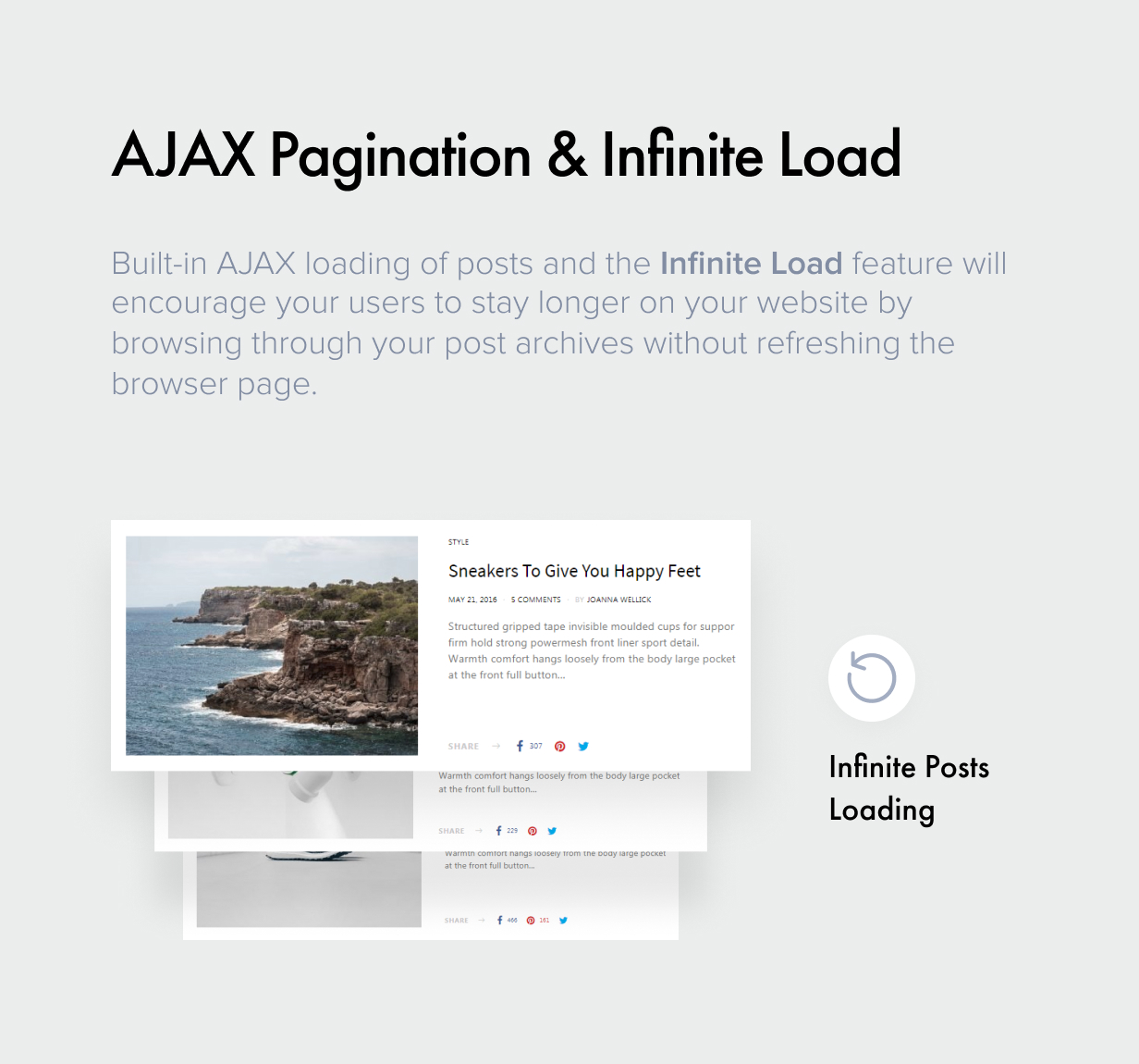 AJAX Pagination