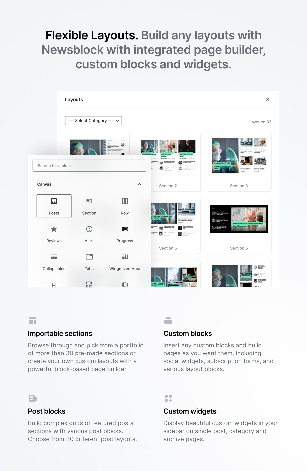 Newsblock - News & Magazine WordPress Theme with Dark Mode - 4