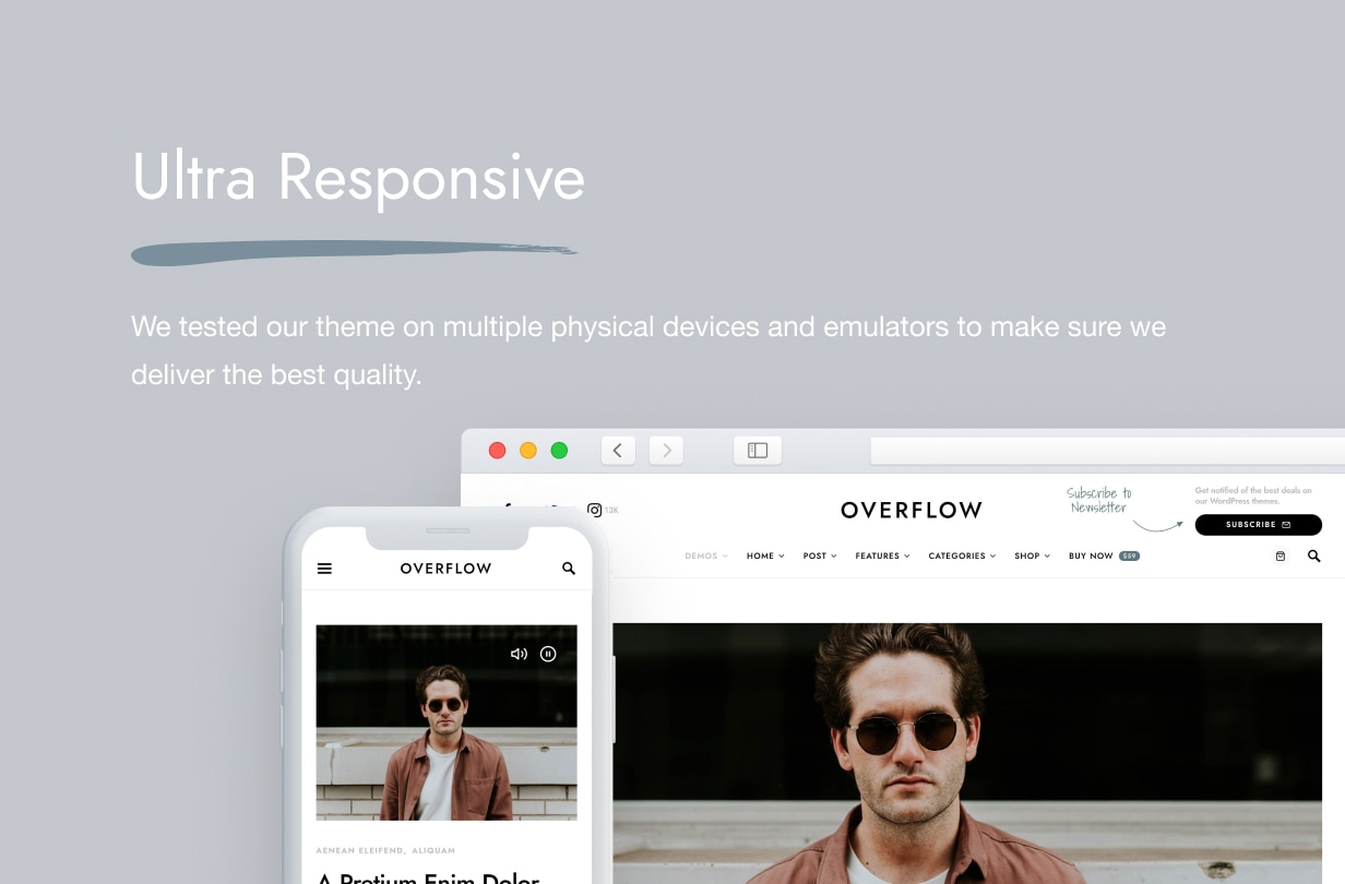 Overflow - Contemporary Blog & Magazine WordPress Theme - 22