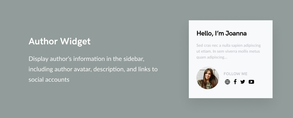 Squaretype - Modern Blog WordPress Theme - 53