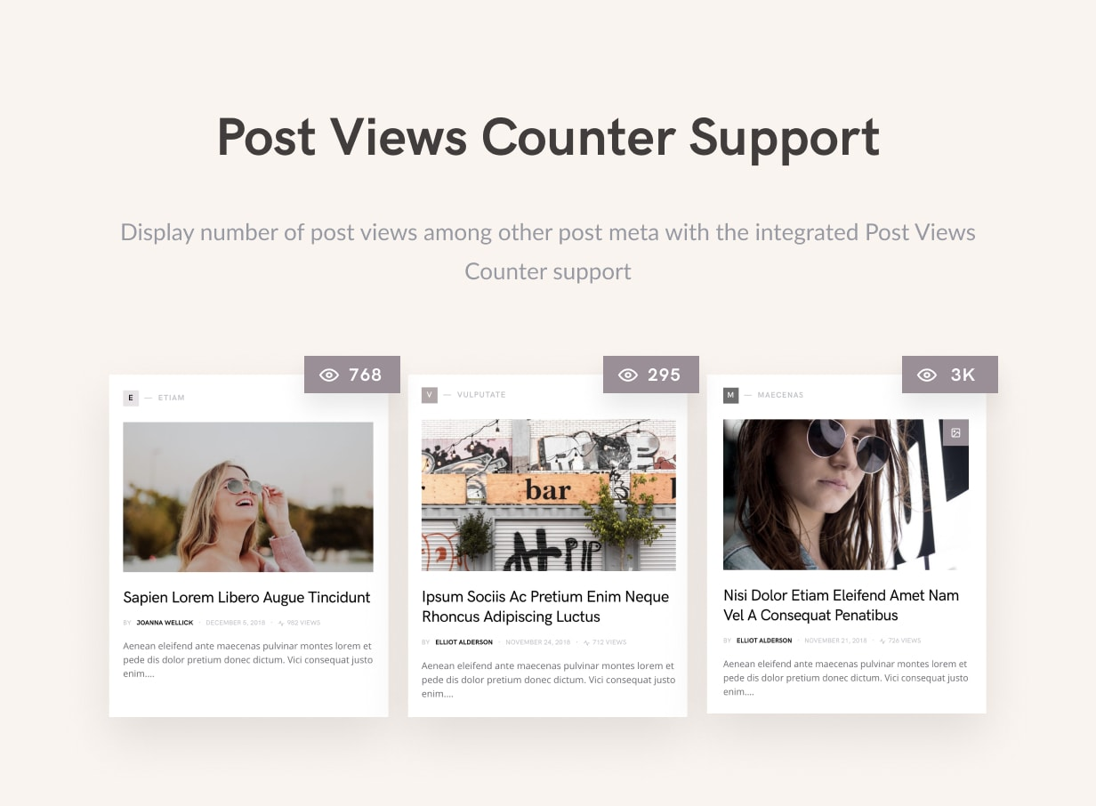 Squaretype - Modern Blog WordPress Theme - 11