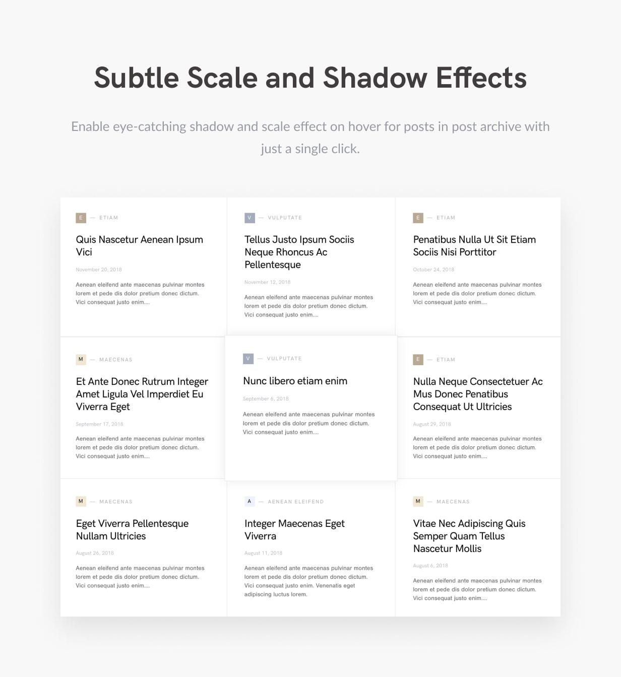 Squaretype - Modern Blog WordPress Theme - 6