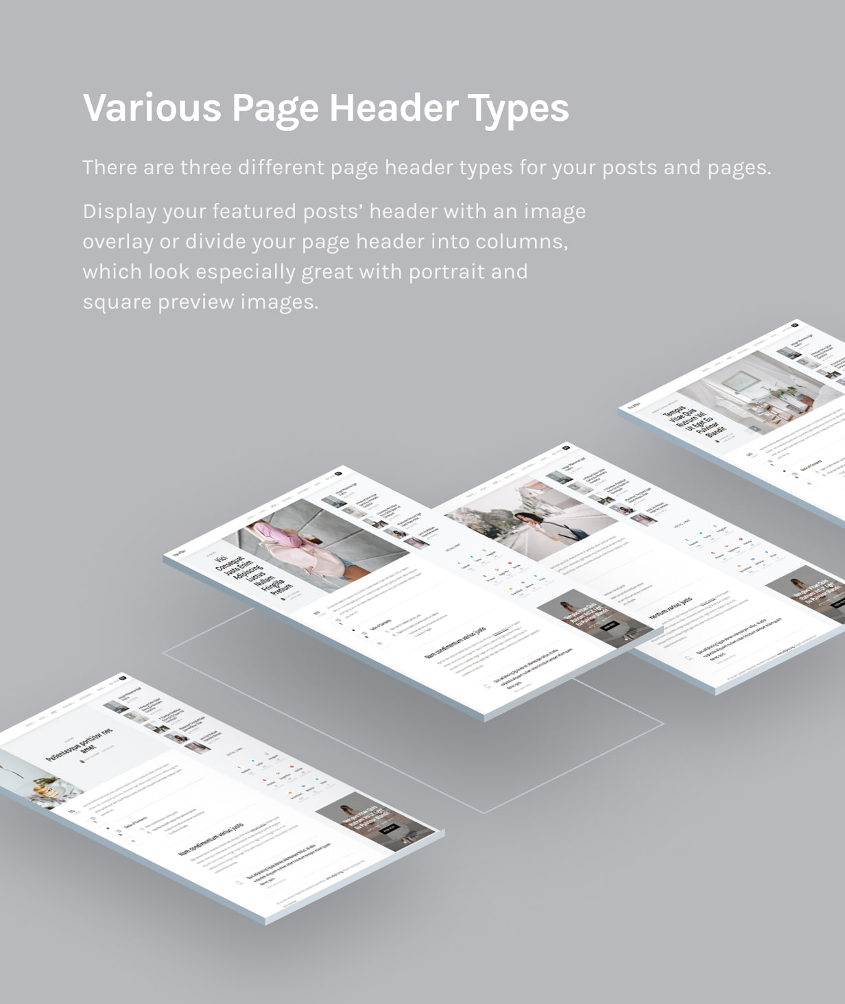 The Affair - Creative Theme for Personal Blogs and Magazines - 20