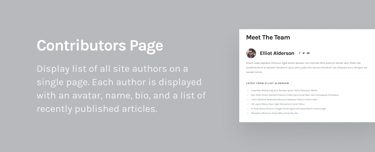 The Affair - Creative Theme for Personal Blogs and Magazines - 60