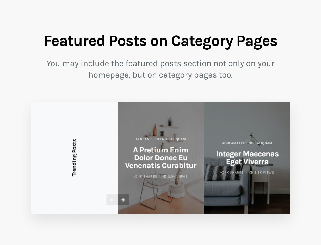 The Affair - Creative Theme for Personal Blogs and Magazines - 6