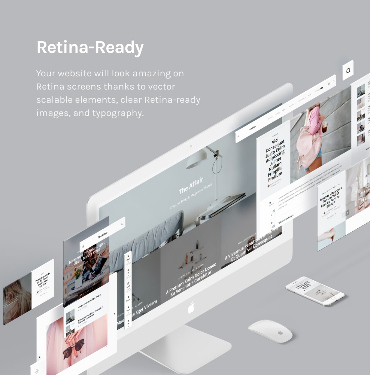 The Affair - Creative Theme for Personal Blogs and Magazines - 67