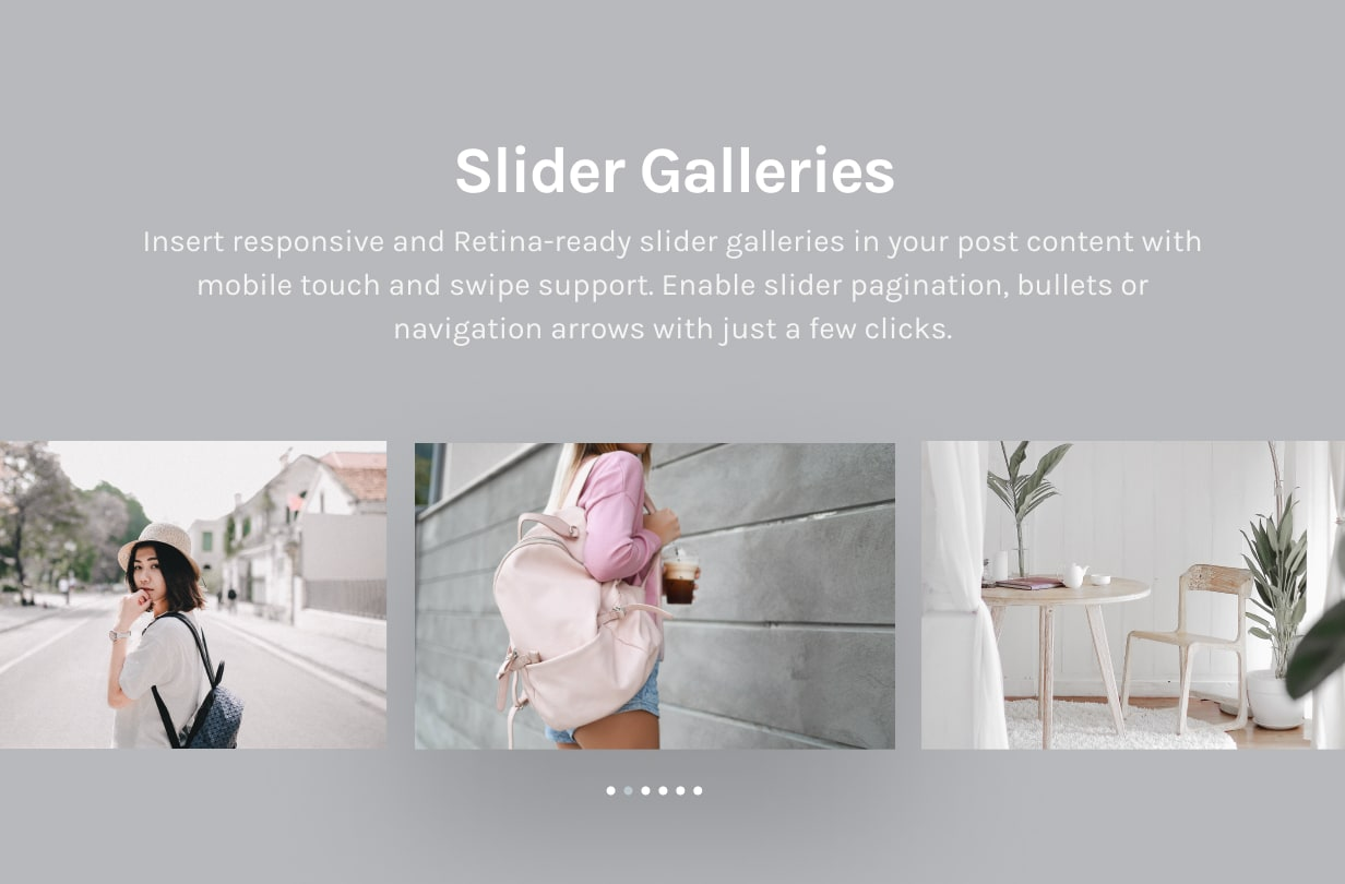 The Affair - Creative Theme for Personal Blogs and Magazines - 52