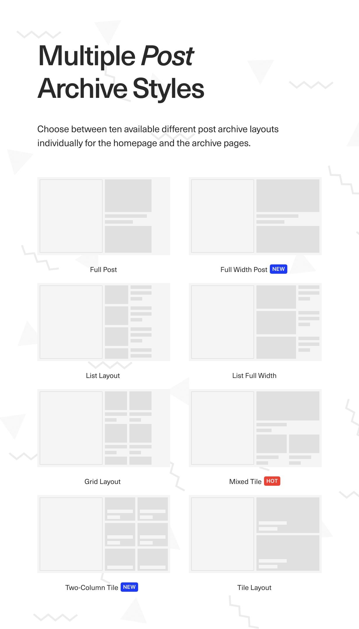 Uppercase - WordPress Blog Theme with Dark Mode - 10